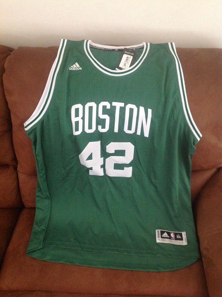 bcd68716af4 Adidas Boston celtics al horford  42 basketball jersey NWT size 3XL Lenght2  mens