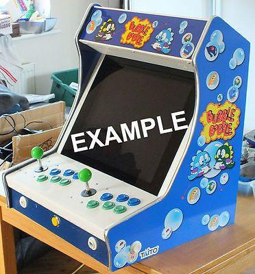 "Bartop Arcade Cabinet - 3/4"" MDF - Build it Yourself Kit ..."