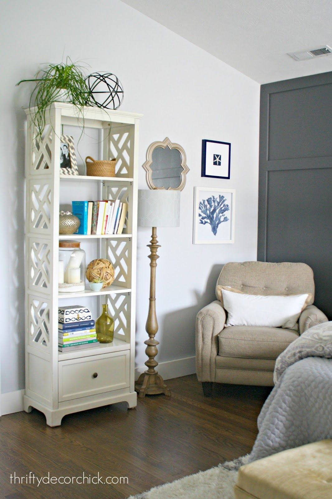 One Wall at a Time (Master Bedroom) | Master bedroom, Bedrooms and Walls