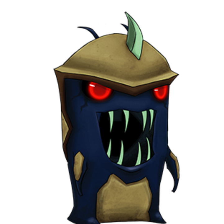 Harmashelt Slugterra Wiki Fandom Slugs Cartoon Illustration Minecraft Pixel Art