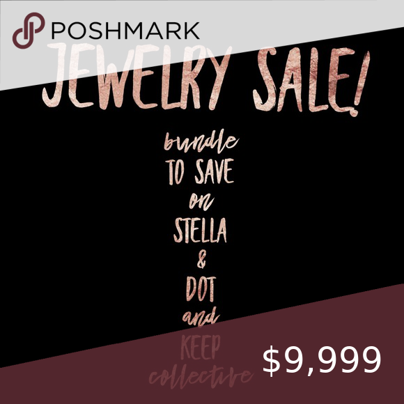 Jewelry Bundles Valid Only On Stella And Dot Keep Collective Jewelry In 2020 Jewelry Bundle Stella And Dot Dots