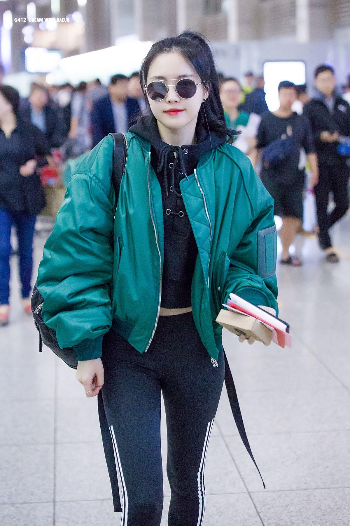Image Result For Naeun Apink 2018 Korean Street Fashion Fashion Kpop Fashion