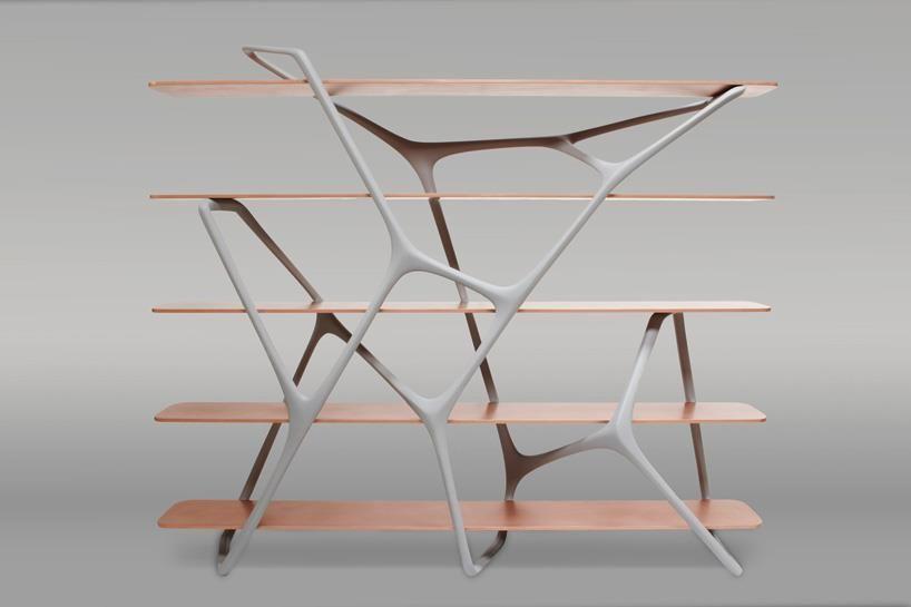 Naturoscopie Shelf by Noe Duchaufour-Lawrence