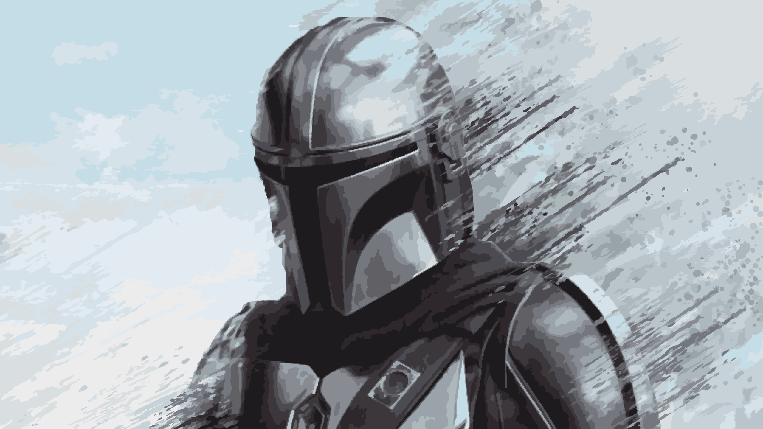The Mandalorian 1920x1080 Cool Desktop Wallpapers Computer Wallpaper Desktop Wallpapers Computer Wallpaper Hd