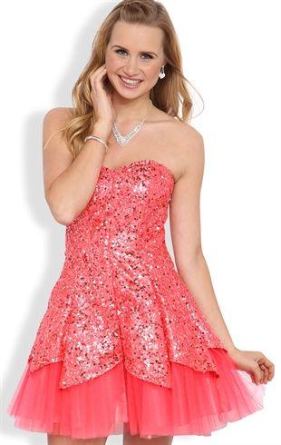 Tulip Prom Dress