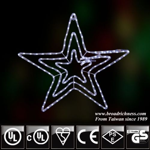 2d led rope light five angle star with icrope light five angle star 2d led rope light five angle star with icrope light five angle star aloadofball Gallery