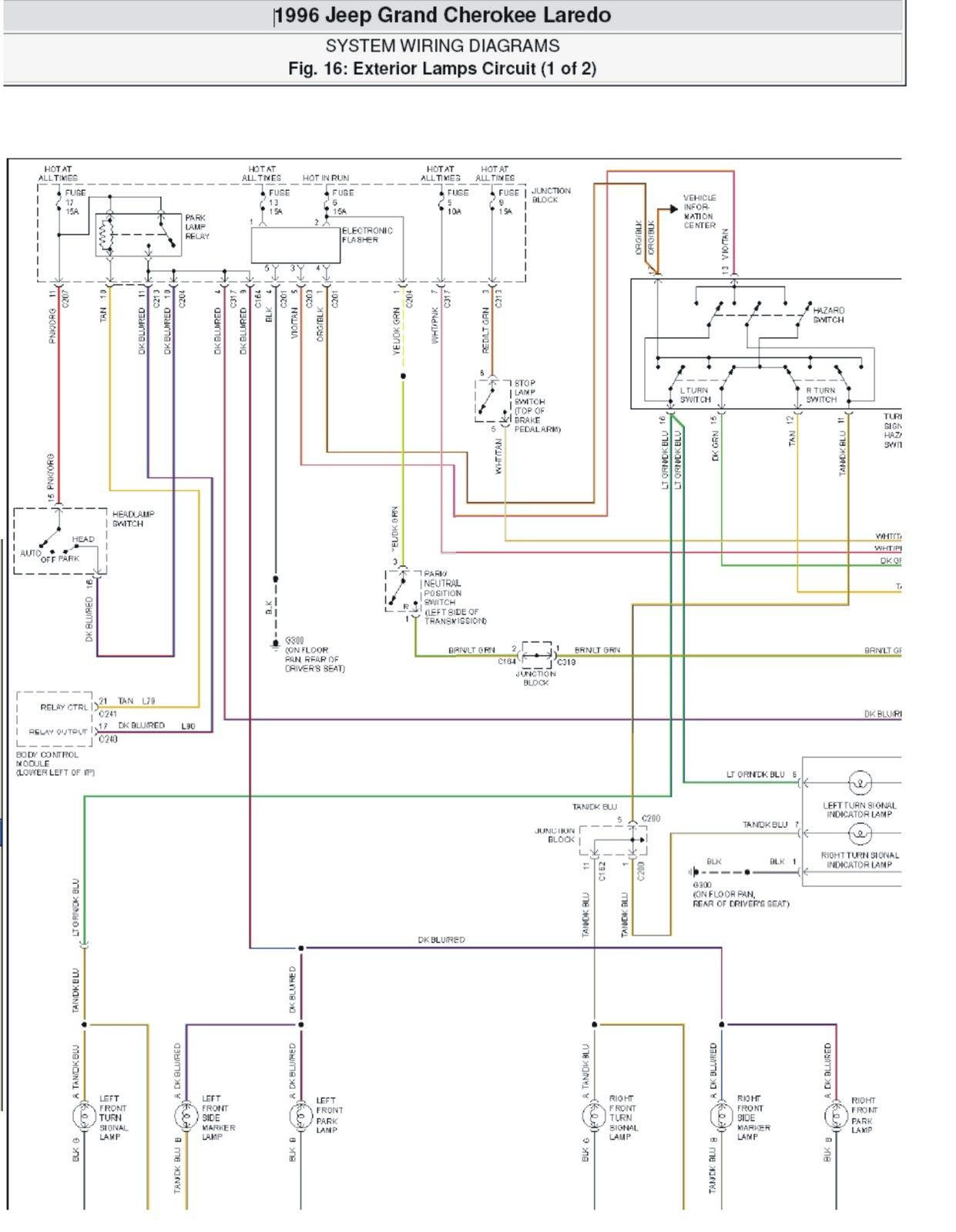 2001 Jeep Cherokee Wiring Diagram In 2021 Jeep Grand Cherokee 2005 Jeep Grand Cherokee Jeep Grand Cherokee Laredo