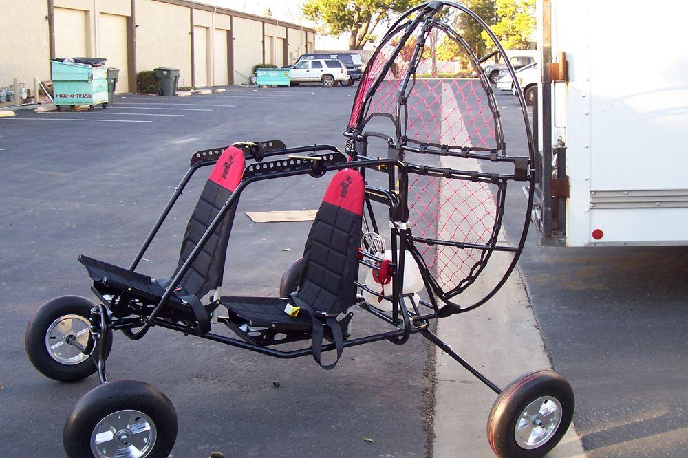 lowboy 2 tandem quad Google Search Powered parachute