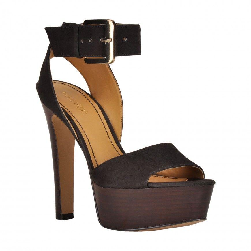 Must have Spring 2013: Zapatos con pulsera al tobillo.  NINE WEST SANDALIA ARCHAVIA - Ver todo - Zapatos Nine West México