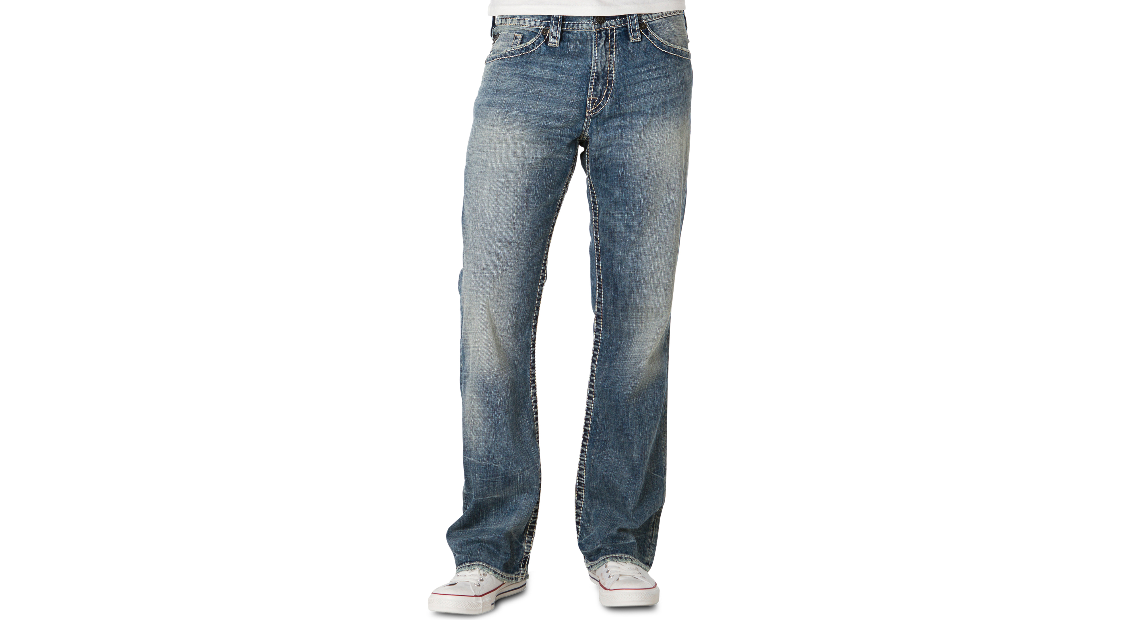 Silver Jeans Grayson Bootcut Relaxed Fit Jeans