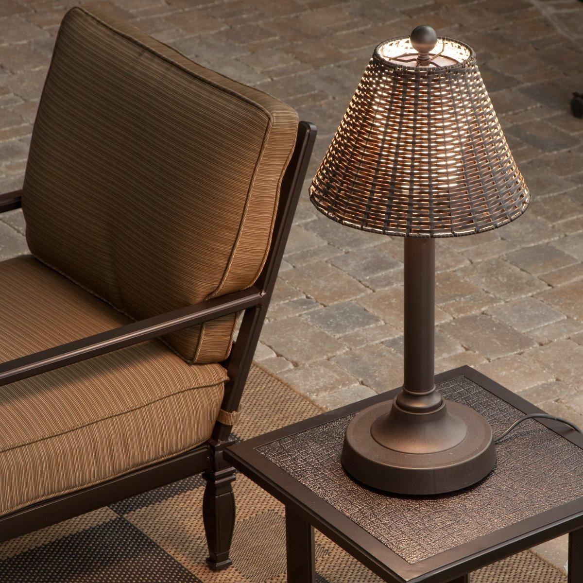 Tahti Outdoor Patio Table Lamp Outdoor Table Lamps Outdoor Patio Table Patio Table