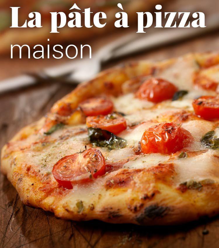Pizza Maison Pizza Maison Recette Pizza Maison Et Pizza