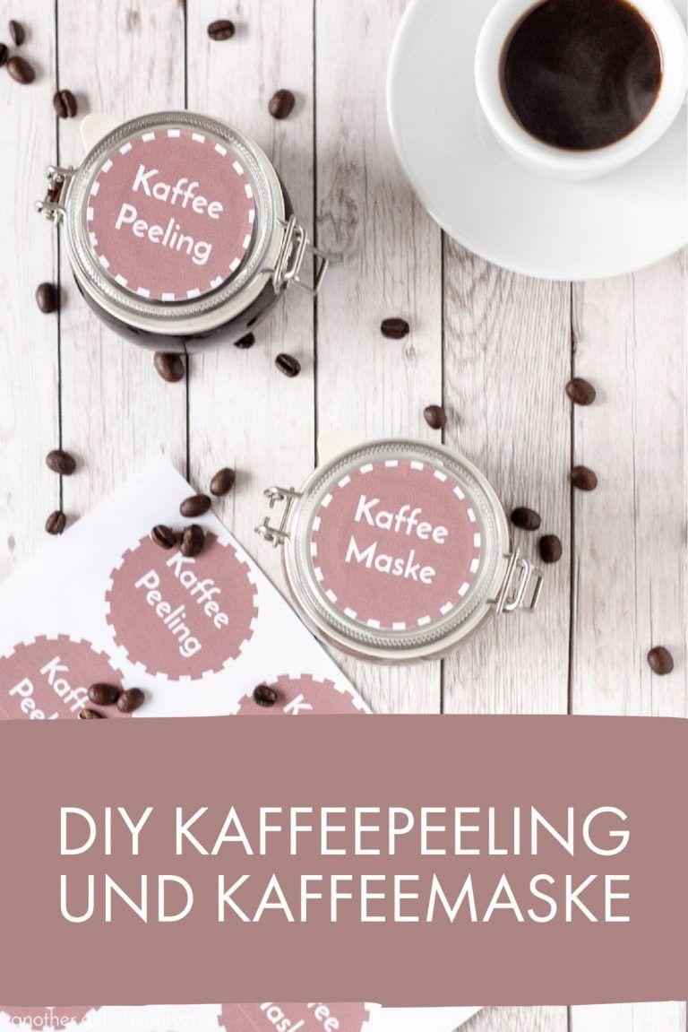 DIY Kaffeepeeling und -maske – another girl's beautycase