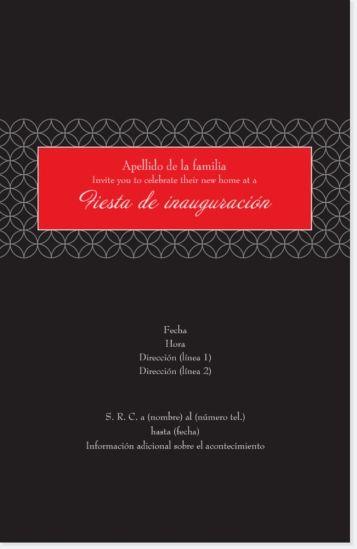 Tarjetas De Invitacion De Inauguracion De Empresas Buscar