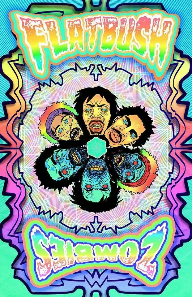 flatbush zombies wallpaper iphone