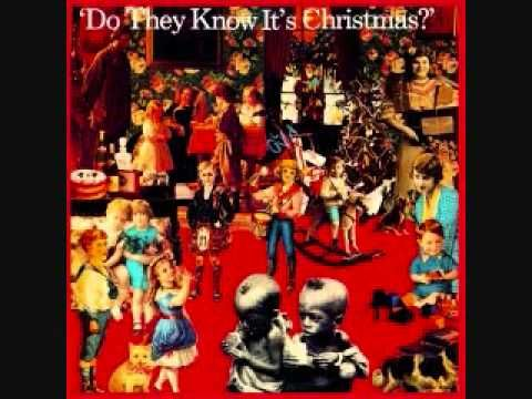 Do They Know Its Christmas Time.Band Aid Do They Know Its Christmas Trevor Horn Remix