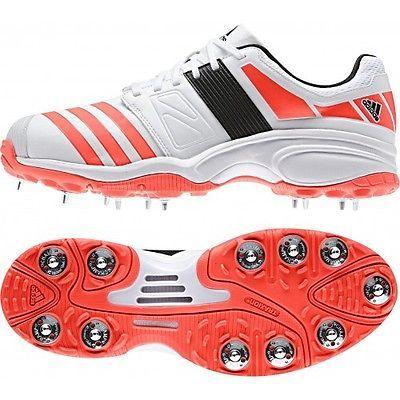2015 adidas punto ii pieno spike cricket scarpe confezioni: (uk 6 13