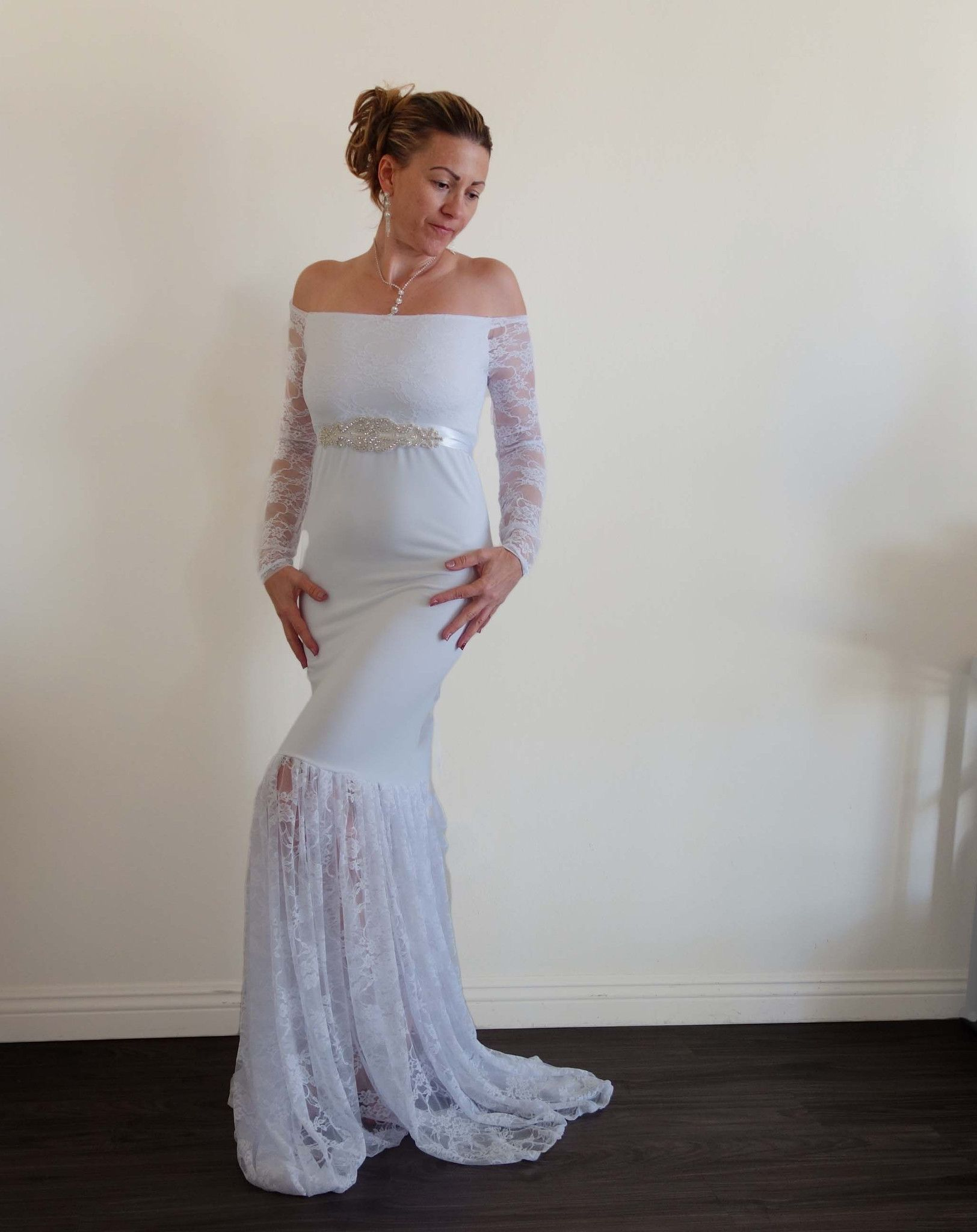 Ares dressboho lace wedding dress bohemian dress vintage wedding