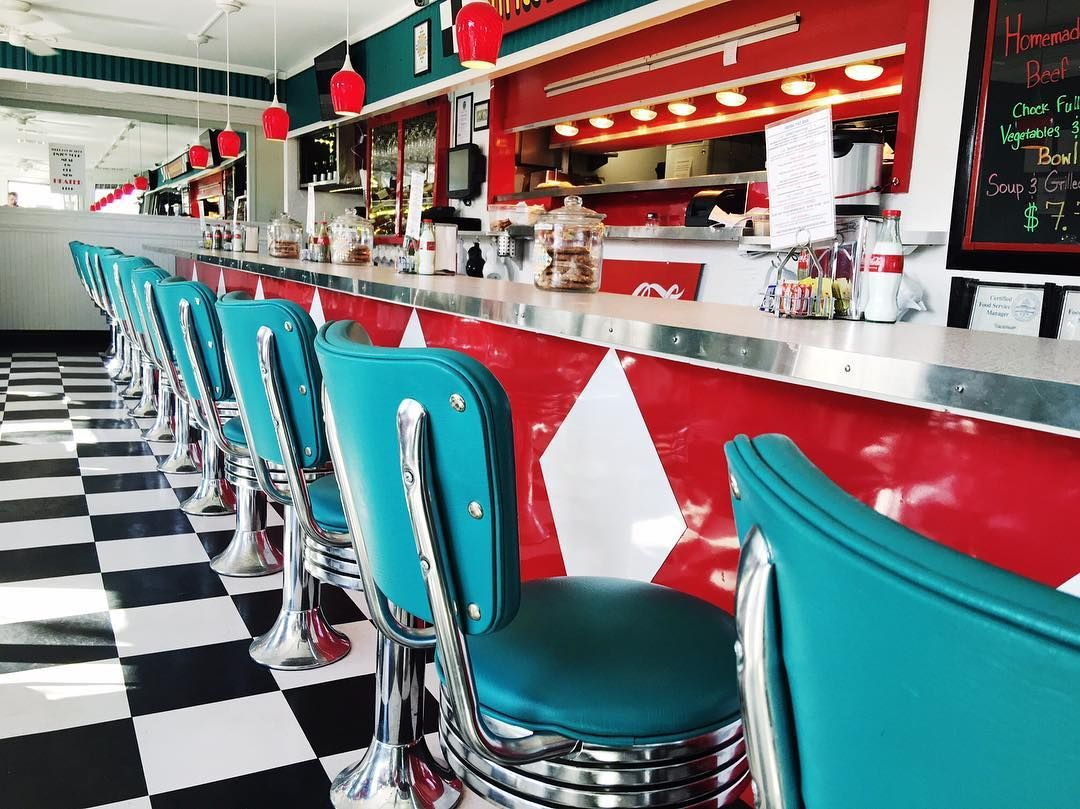 The Little Dog Diner On Colley Avenue In Ghent Travelgram