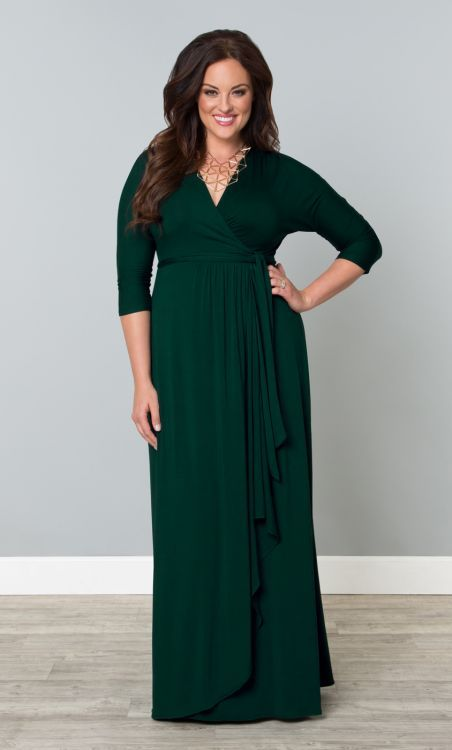 My dress for Endymion:::::Wrapped in Romance Dress in evergreen color