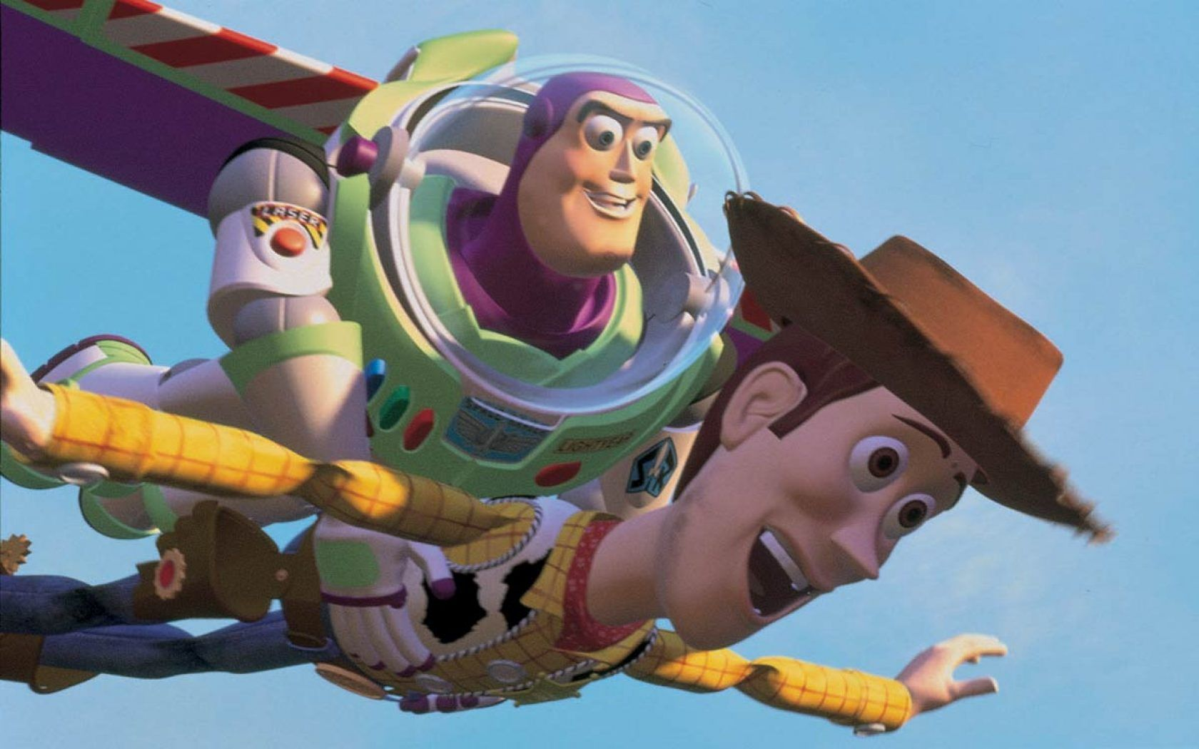 Woody And Buzz Lightyear Wallpaper buzz-lightyear-and-woo...