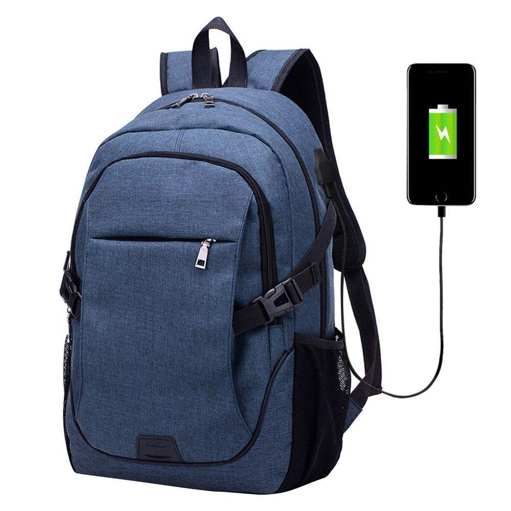 0ff81d6fe5 Backpack Anti Theft USB Port Travel Laptop Bag