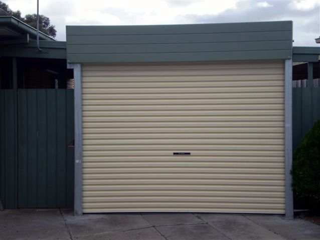 Garage Roller Door For Gate Google Search Garage Plans
