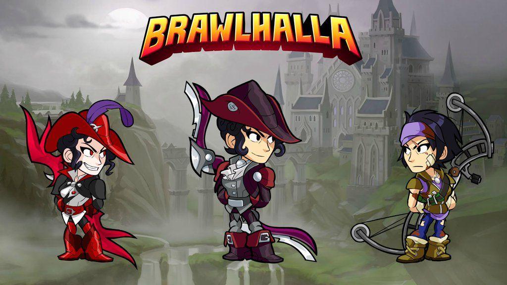 Brawlhalla (@Brawlhalla) | Twitter | pixel love cute | Play