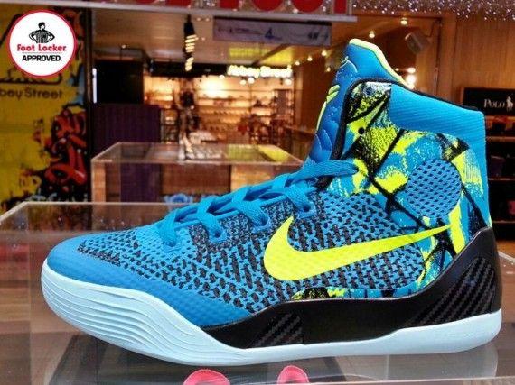 pick up a1bb9 f2c68 Nike Kobe 9 Elite Releasing in Kids GS Sizes