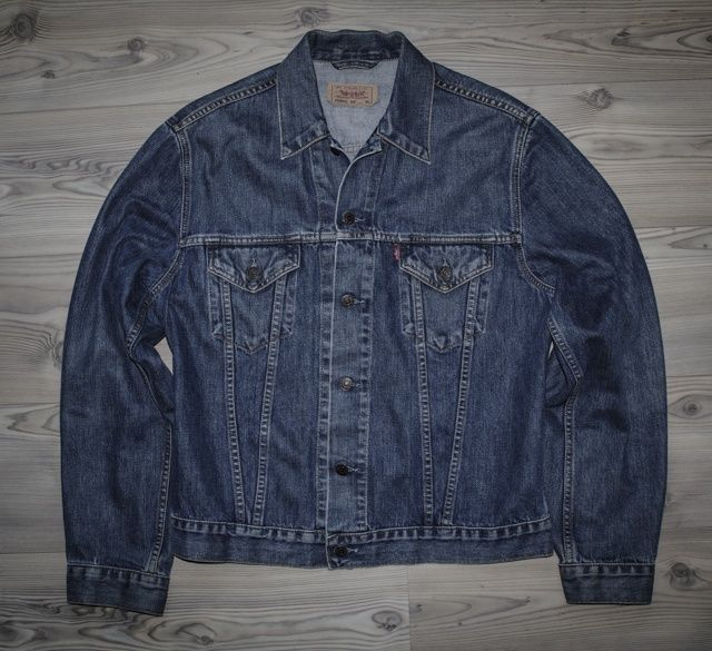 Guide: How To Recognise Vintage Levi's Jackets | HAND WARMER ...