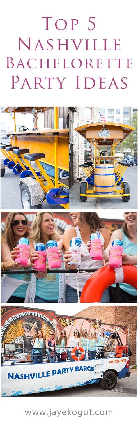 Top 10 Things To Do On Your Nashville Bachelorette Party Parties And Weekend