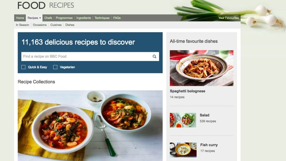 Cool bbc set to scrap its recipe archive and people arent happy cool bbc set to scrap its recipe archive and people arent happy thousands of recipes could be nbspremoved from the bbc website image bbc food by forumfinder Image collections