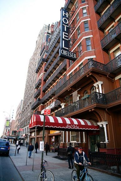 The Chelsea Hotel Nyc