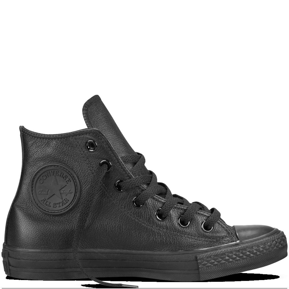 Sneakers Chuck Taylor All Star Mono Hi, Leder
