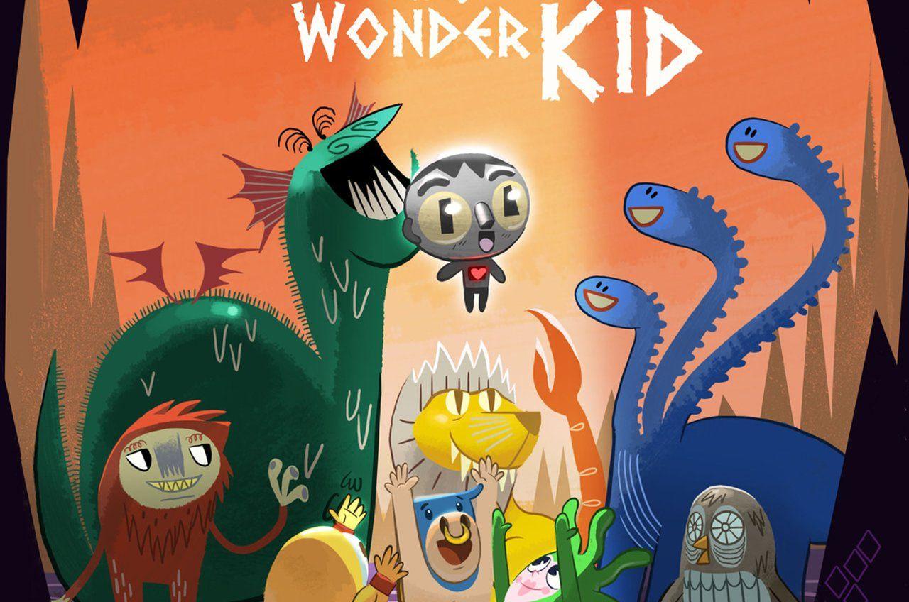 Joel MacKenzie The Myth of Robo Wonder Kid