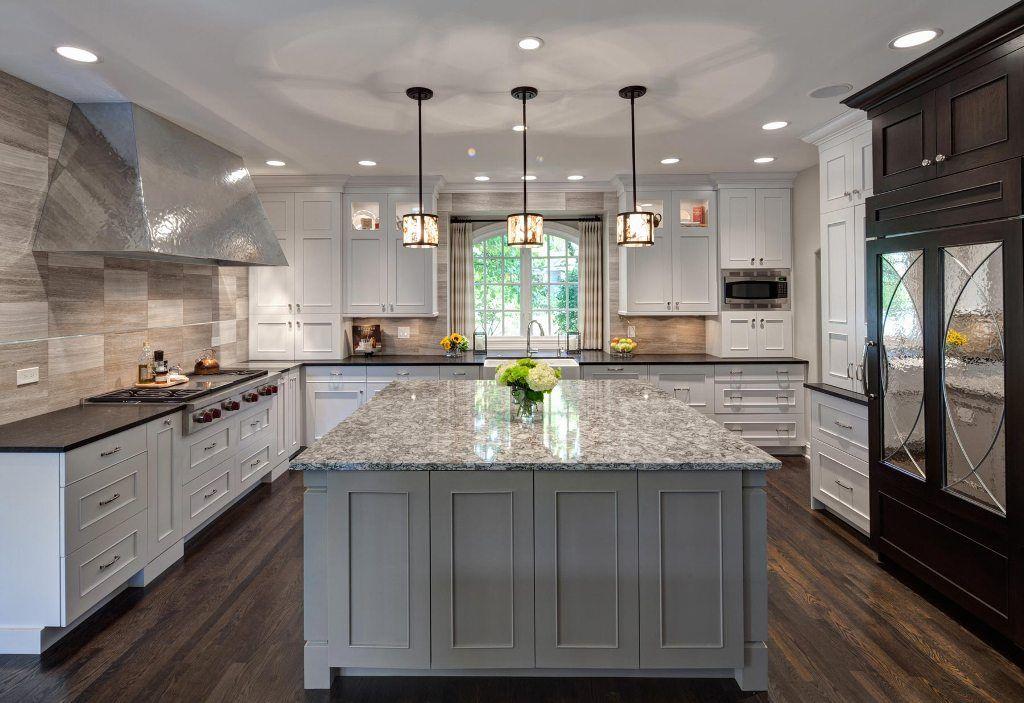 25 stunning transitional kitchen design ideas - Multi Kitchen Ideas
