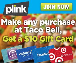 Taco Bell: Free $10 Gift Card to Amazon, Walmart, Target, & More ...