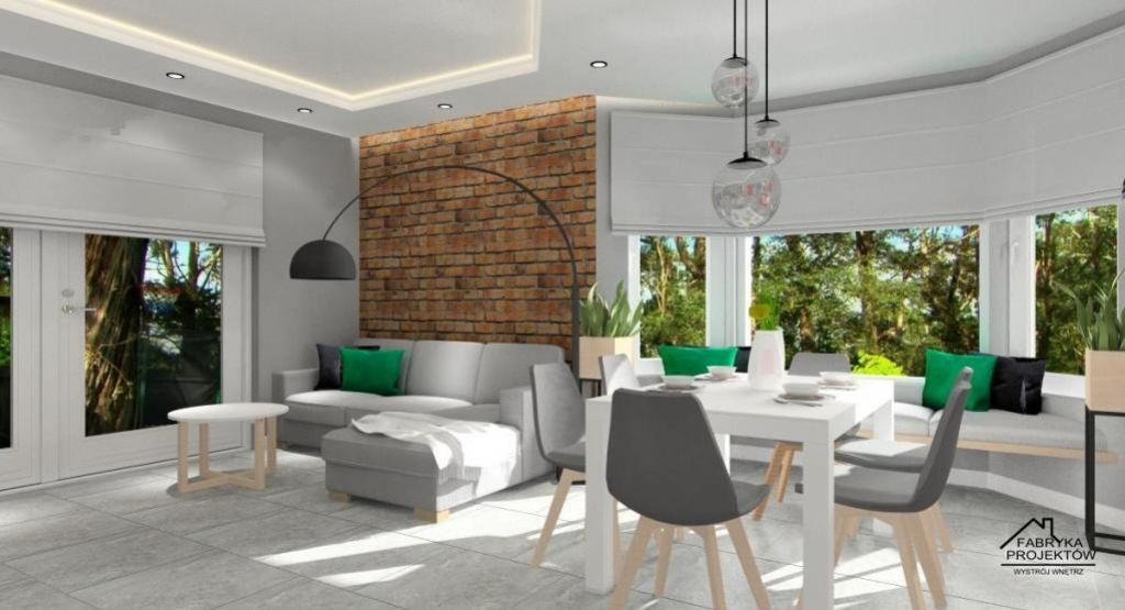 Jak Urzadzic Salon Z Kuchnia I Jadalnia Pomysl Na Nowoczesne Wnetrze Outdoor Furniture Sets Outdoor Furniture Home Decor