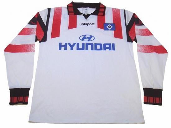Hamburger SV 95/96(H)