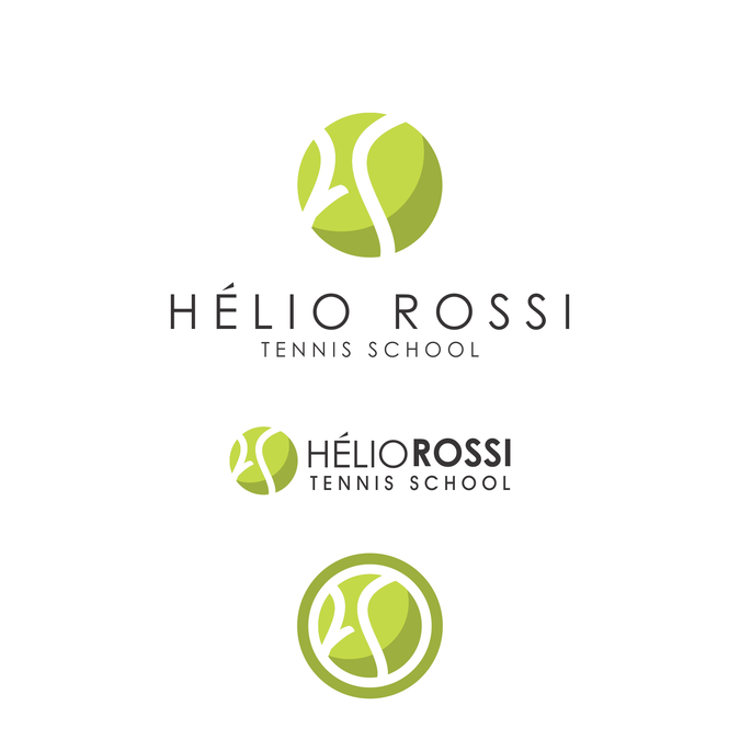 Modern Logotype For A Modern Tennis Business By Ruchussabil Deliar Modern Logotype Logo Design Sports Logo