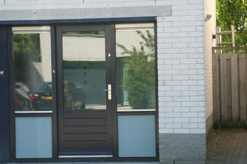 Enkele deur in garage?