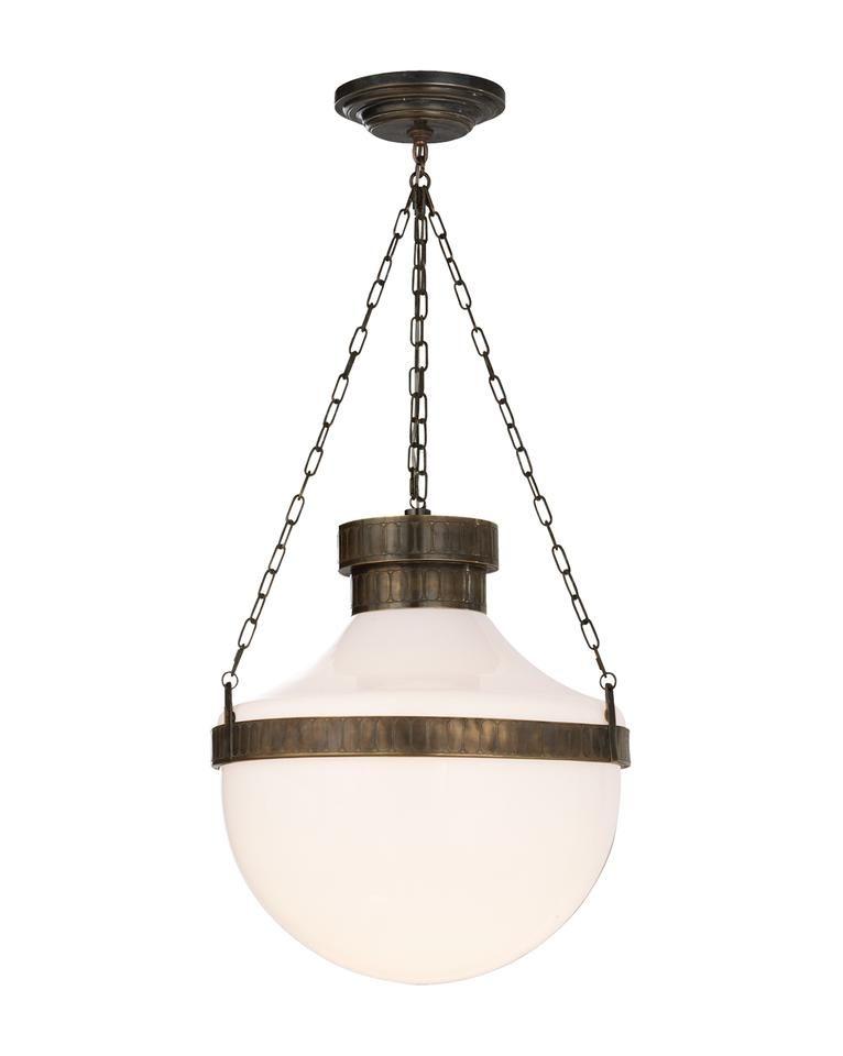 Modern Schoolhouse Lantern In 2020 School House Lighting Pendant Lighting Dining Room Modern
