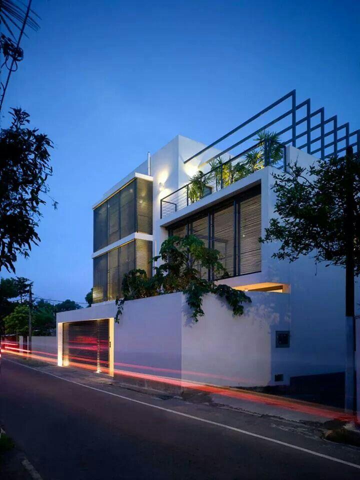 Moderne Architektur, Ideales Haus, Erstaunliche Häuser, Wohnarchitektur,  Moderne Häuser, Große Häuser, Weiße Häuser, Haus Layouts, Moderne  Hausfassaden