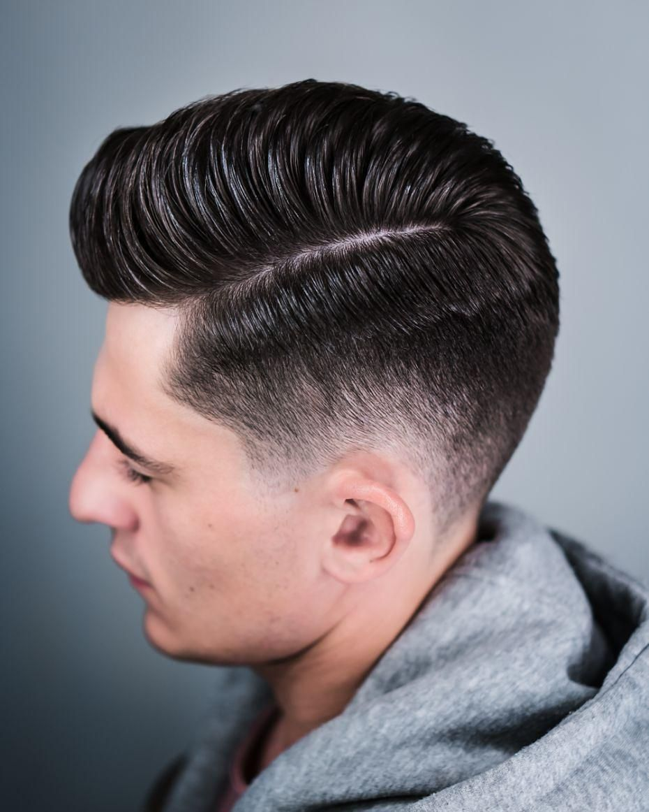 70 Pompadour Haircuts Ultimate Guide To Classic Modern Styles 2020 Pompadour Haircut Mens Hairstyles Haircuts For Men