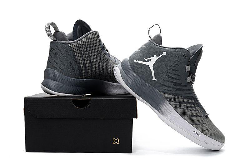 Jordan Chaussure de Basketball Fly Lockdown Noir pour