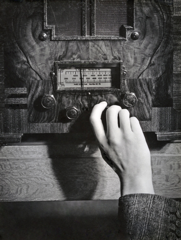 1930s Wireless Radio Set Old Tv Vintage Radio Vintage