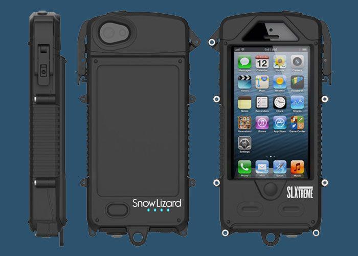 custodia rugged iphone 5s