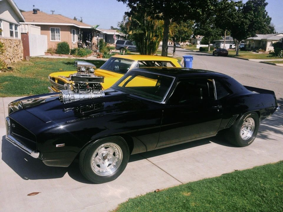 Do you want a car that will have a huge respect wherever it shows up? Car, that will have both impressive power and looks? Then what do you say about this 1969 Chevrolet Camaro?