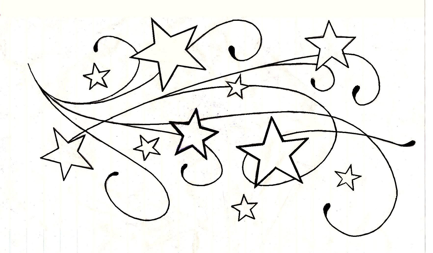 Star Tattoo Designs The Body Is A Canvas Star Tattoo Designs Star Tattoos Pattern Tattoo