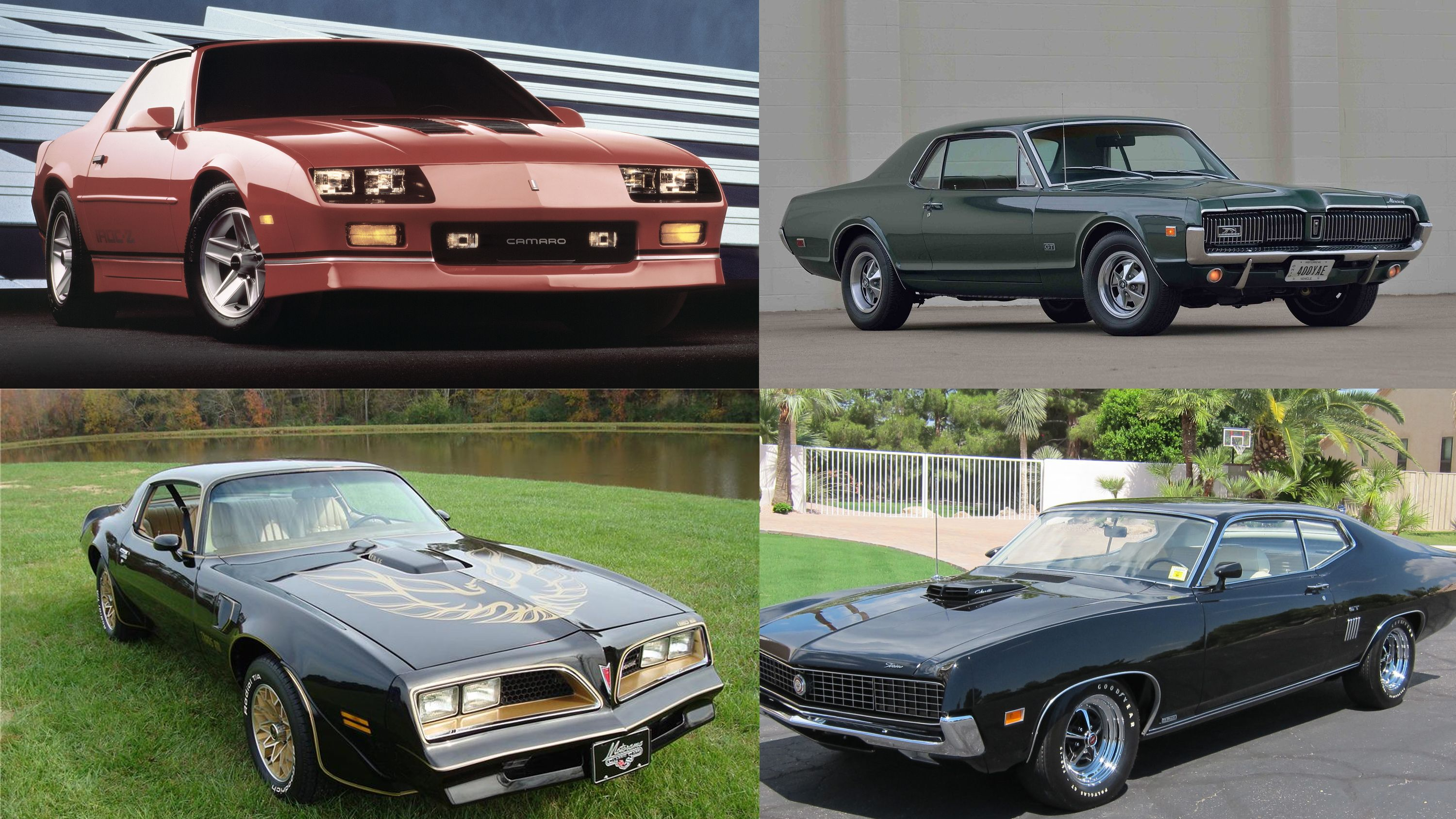 10 Cool Muscle Cars You Can Buy For Less Than 20,000